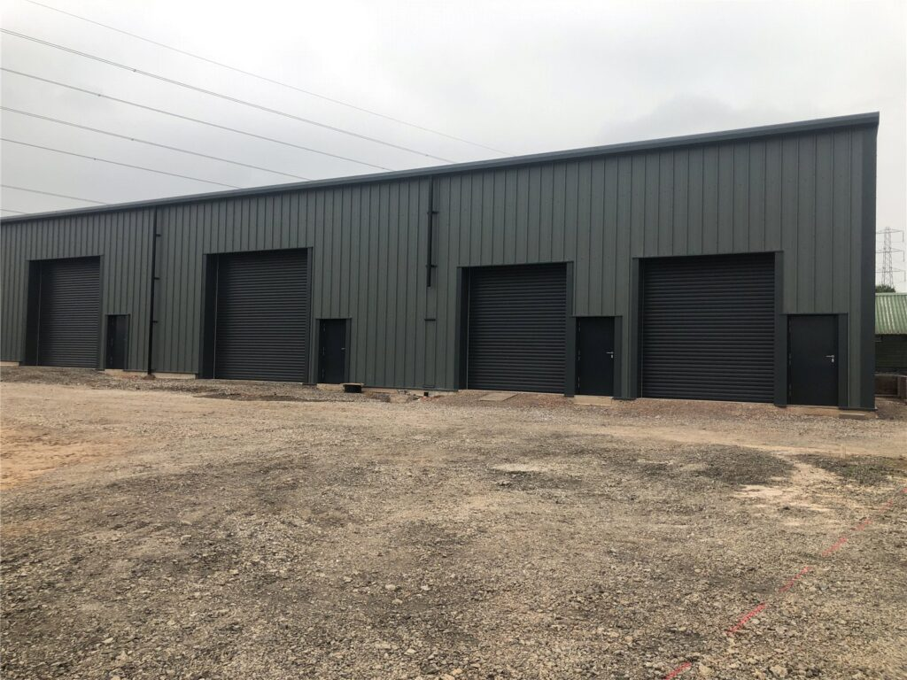 Light Industrial Units to rent in Taunton